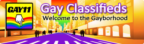 Gay11 :: Gay Classifieds Ads ...